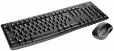 Logitech MK270 Wireless Tastatur Maus Funk Kabellos Combo Set Deutsches Layout