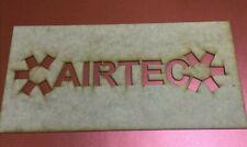 Airtec Power D2 intercooler Stencil, Car Stencil, 30cms