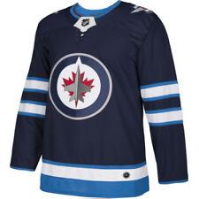 Winnipeg Jets Adidas Authentic Home NHL Hockey Jersey Size 54