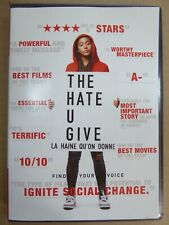 The hate u give / La haine qu'on donne (DVD)