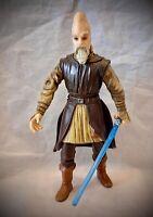 1998 STAR WARS - Ki-Adi Mundi Jedi Master - Episode 1 Saga Series Action Figure
