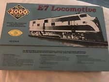 E7 Locomotive. Chicago & Northwestern. Proto 2000 Series. # 5009A HO Scale