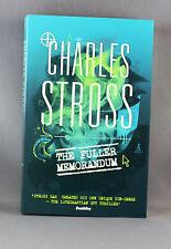 The Fuller Memorandum by Charles Stross - Brand New Paperback