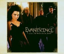 Evanescence Call me when you're sober (2006; 2 tracks) [Maxi-CD]
