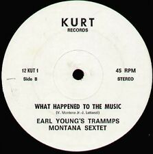 MENZ CLUB / EARL YOUNG'S TRAMMPS - Burn The House - What Happened To The Music