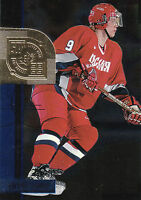 98-99 SPX TOP PROSPECTS ROOKIE RC #74 DENIS CHVIDKY /1999 RUSSIA SHVIDKI *12651