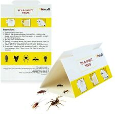 YHmall 12 Spider Trap insect traps against multi insect cockroaches fly trap ...