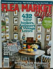 Flea Market Style Summer 2016 Junkers Antiques & Vintage Lovers FREE SHIPPING