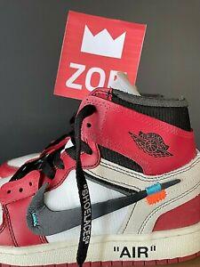 Nike Air Jordan 1 x Off-White - Chicago -