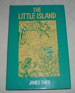 Rare SIGNED 1992 THE LITTLE ISLAND JAMES THIES Janet Kucharnik HC/DJ 1st Edition