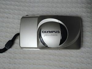 Olympus Stylus  [mju:] Zoom 130 35mm Film Camera from US