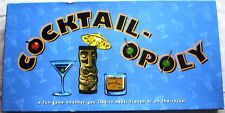 COCKTAIL-OPOLY, Late for the Sky (pub), NIB!