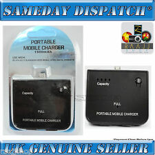 EXTERNAL PORTABLE EMERGENCY BATTERY CHARGER FOR SAMSUNG GALAXY ACE S5830