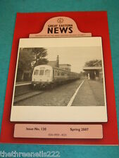 GREAT EASTERN NEWS #130 - SPRING 2007