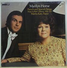 Marilyn Horne/Martin Katz FRENCH & SPANISH SONGS - London OS 26301 SEALED