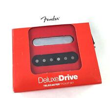Genuine Fender Deluxe Drive Telecaster/Tele Pickup Set 099-2223-000