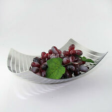 Home Stainless Steel Creative Fruit Plate Arts Fruit Bowl Fruits Basket 336hc
