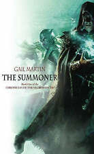 """""""AS NEW"""" Martin, Gail Z., The Summoner (Chronicles of the Necromancer), Book"""