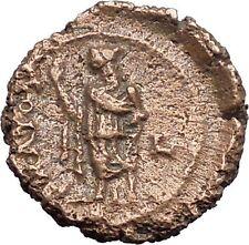 DIOCLETIAN 292AD Alexandria Egypt Potin Tetaradrachm ELPIS Roman Coin i48704