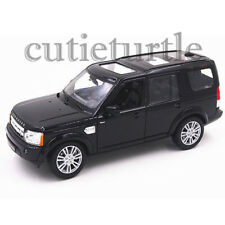 Welly Land Rover Discover 4 1:24 Diecast Model Toy Car 24008 Black