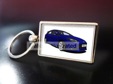 FORD FOCUS ST MK3 METAL KEY RING. CHOOSE YOUR CAR COLOUR.