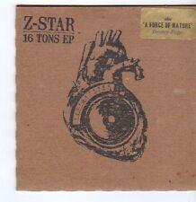 (FA192) Z-Star, 16 Tons EP - 2013 DJ CD