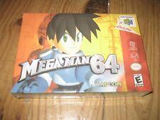 Megaman 64 Neuf pour Nintendo 64   - Mega man 64