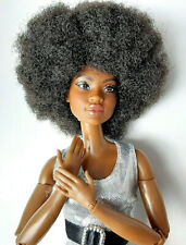 @ Mattel Barbie LOOKS 2021 Model 2 + Made to Move Hybrid Doll a. Konvult Sammlun