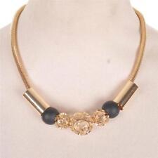 Markenlose Modeschmuck-Halsketten & -Anhänger aus gemischten Metallen Perlen
