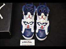 2012 Nike Air Jordan Retro 6 VI Olympic sz 9.5 DMP Cigar GMP Championship