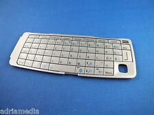 Orignal Nokia 9300  9300i Communicator Tastatur SILBER Tastenmatte Tasten Keypad