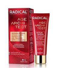 Farmona RADICAL AGE ARCHITECT Serum-Mask Smoothing & Lifting for Face,Neck 50ml