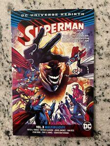 Superman Vol 3 Multiplicity DC Comics TPB Graphic Novel Comic Book Batman J587