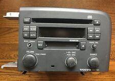 1999 2000 2001 2002 2003 2004 VOLVO S80 RADIO AM/FM  CD PLAYER TAPE