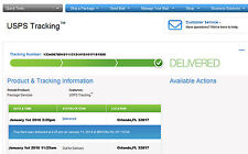 Add tracking information to and U.S. order USPS tracking info