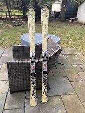 Volkl Unlimited R1 149cm 109-70-96 r=13.4m Skis w/Marker 9.0 Adjustable Bindings