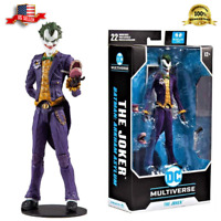 THE JOKER DC Multiverse Batman: Arkham Asylum  Action Figure McFarlane Toys