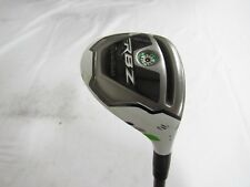 Used RH TaylorMade RBZ Rescue 19° 3 Hybrid TaylorMade 65 Graphite Shaft S Flex