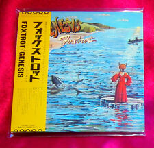 Genesis Foxtrot SHM MINI LP CD JAPAN VJCP-98017