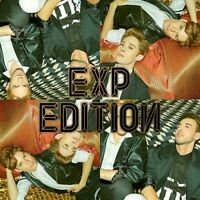 EXP EDITION - FIRST EDITION (1st Mini Album) CD+Booklet+Photocard+Tracking no.
