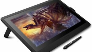 Wacom CINTIQ 13HD Graphics Tablet - Black