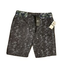NWT boys shorts 7 for all mankind M Camo