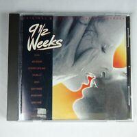 9 1/2 Weeks Soundtrack CD Various Artists