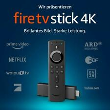 Amazon Fire TV Stick 4K Ultra HD TV Streaming mit Alexa-Sprachfernbedienung 3. G