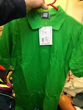 SERGIO TACCHINI  short SLEEVE POLO in MEDlUM IN GREEN £10