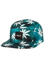 Huf TIE DYE PLANTLIFE VOLLEY Jade 5 Panel Cap Adjustable (D) Men's Hat