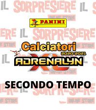 PANINI ADRENALYN XL CALCIATORI 2020-2021 CARDS A SCELTA (SECONDO TEMPO)
