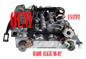 Rebuilt Chevy Corvette Silverado Valve Body W/Harnes 96-02 4L60E 4L65E