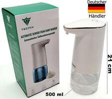 Seifenspender Elektronischer Sensor Seifendosierer Flüssigseifen Spender 500ml