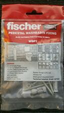 FISCHER Pedestal Washbasin Fixing WBP1 - Also Suitable For Cistern To Wall